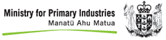 minstry of primary industries